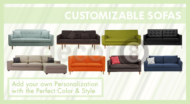 The Best Custom Sofas for Customization