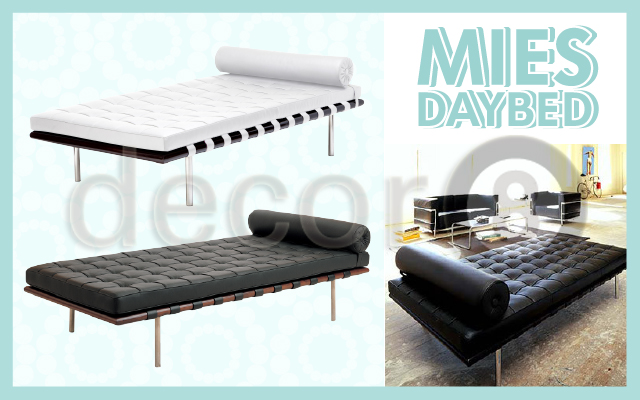 Decor8 Feature: Mies Daybed