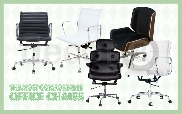 The Most Comfortable Office Chairs
