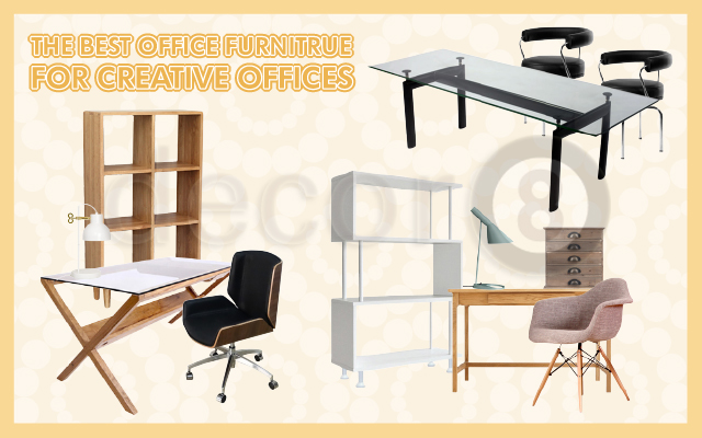 The Best Office Furniture for Creative Offices
