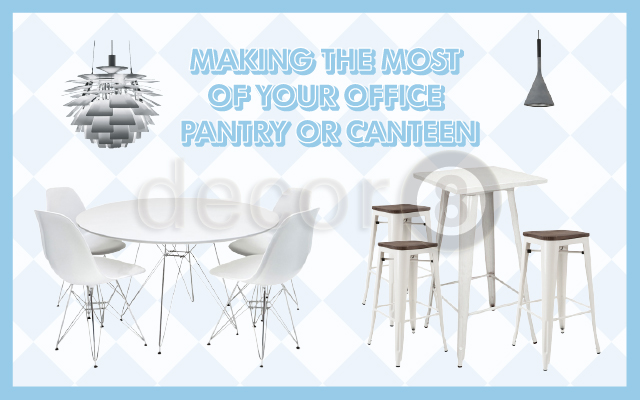 Making the Most of your Office Pantry or Canteen Space