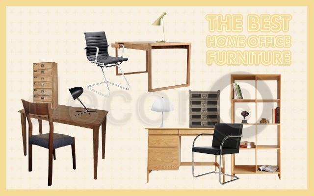 The Best Home Office Furniture