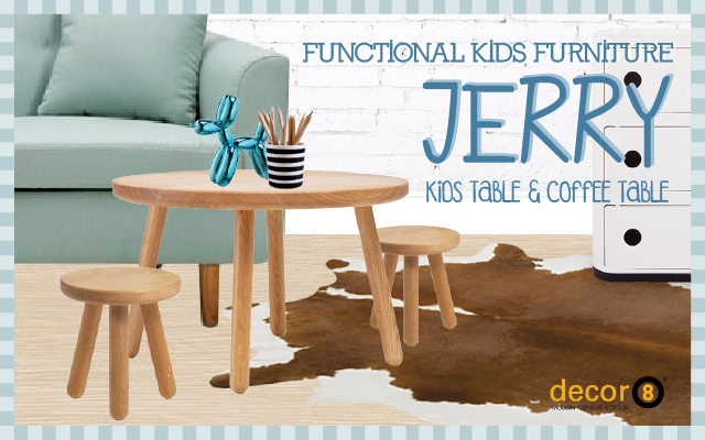 Functional Kids Furniture