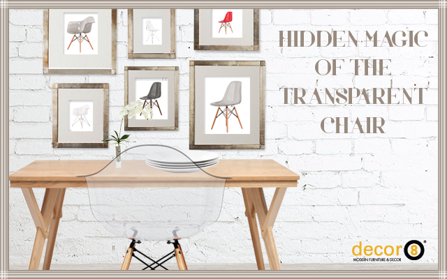 Hidden Magic of The Transparent Chair