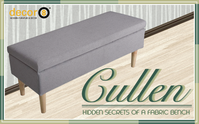 Hidden Secrets of a Fabric Bench