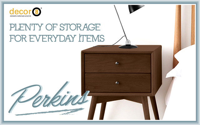 Plenty of Storage for Everyday Items