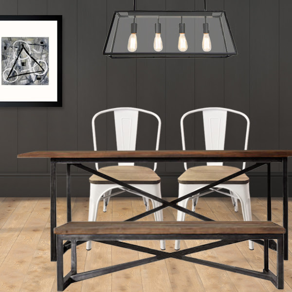 Berger Dining Table