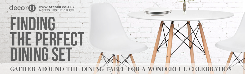 Finding The Perfect Dining Set