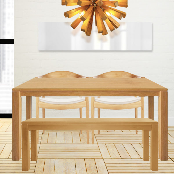 tribeca table set