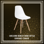 Birch Dsw Dining Chair