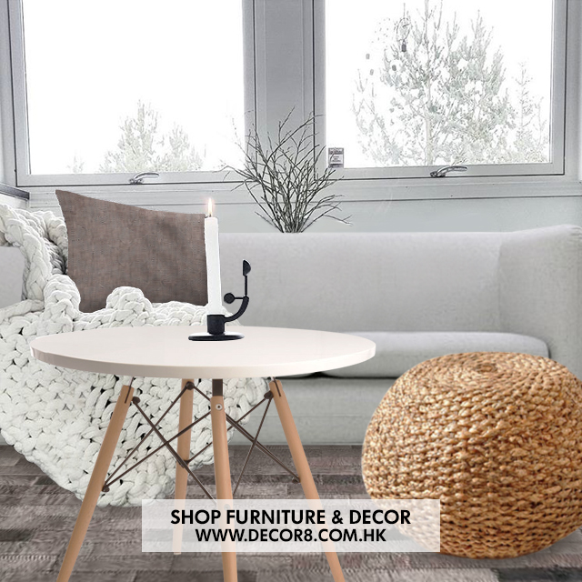 Neutral Style With Rattan